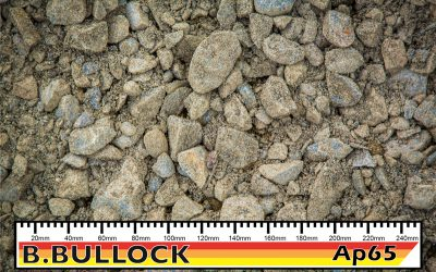 65mm Crushed River Metal