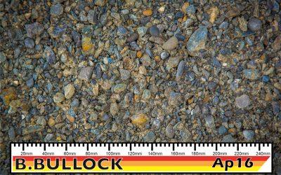 16mm Crushed River Metal