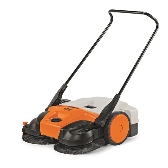 Stihl Blower 770 : Stihl kg sweeper shop wanganui