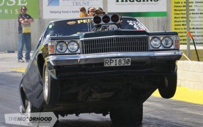 Dean Scott Holden Ute Super Sedan