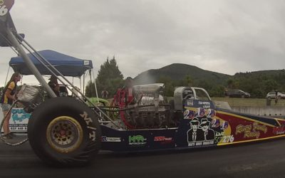 Rivers Family Racing Dragster