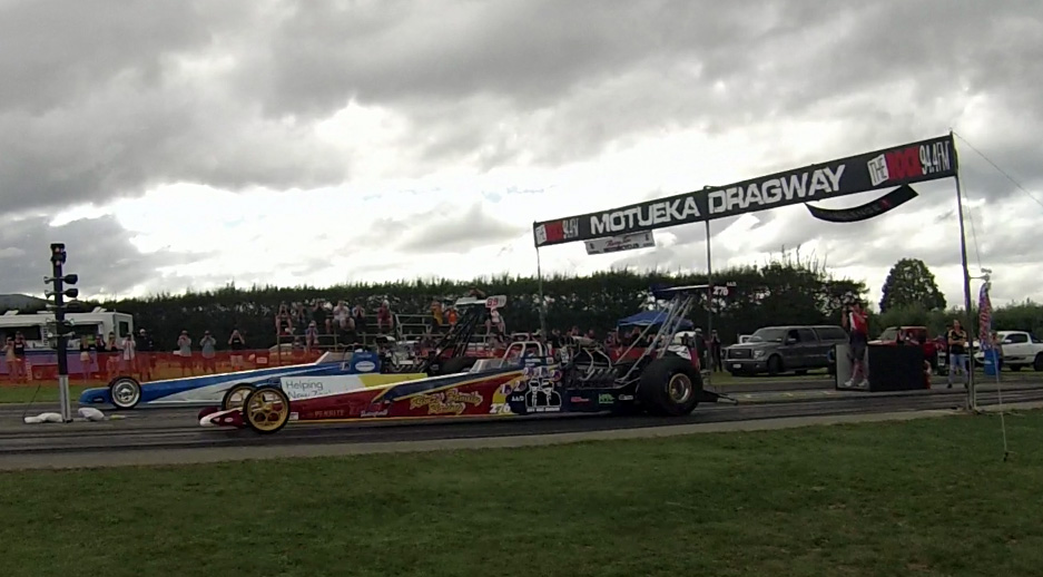 Nelson Drag Racing 25th Anniversary Easter Event