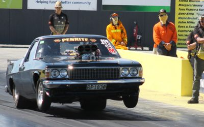 Masterton December Drag Racing
