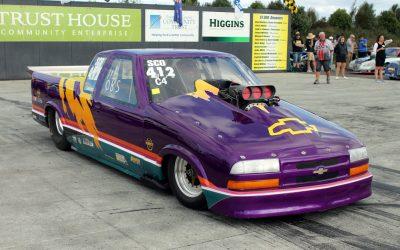 New Drag Car for Dean Scott